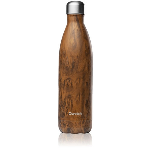 Bouteille Isotherme 75Cl Wood Brun